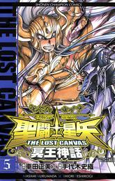 聖闘士星矢 THE LOST CANVAS 冥王神話 5 漫画