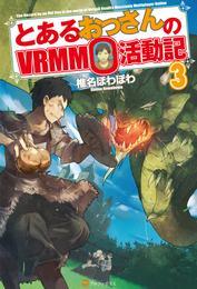 とあるおっさんのVRMMO活動記3 漫画