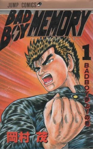 BAD BOY MEMORY (1-10巻 全巻) 漫画