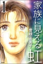 家族に見える虹 2 冊セット全巻 漫画