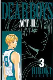 DEAR BOYS ACT II(3) 漫画