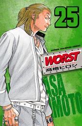 WORST(25) 漫画