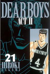 DEAR BOYS ACT II(21) 漫画