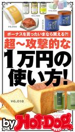 バイホットドッグプレス 超~攻撃的な1万円の使い方! 2016年7/22号 漫画