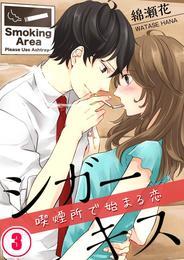 シガーキス~喫煙所で始まる恋(3) 漫画