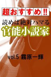 【超おすすめ!!】読めば絶対ハマる官能小説家vol.5霧原一輝 漫画