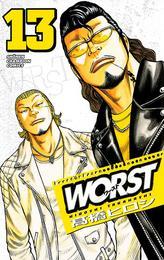 WORST(13) 漫画