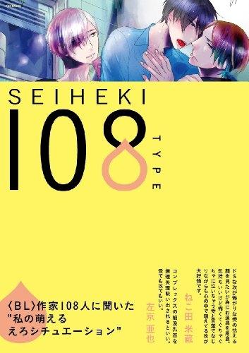 SEIHEKI 108TYPE 漫画