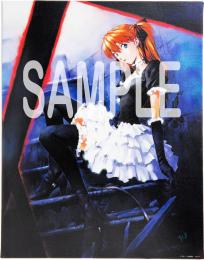 貞本義行「新世紀エヴァンゲリオン」F6キャンバスアート C 【予約:2022年2月発売予定】