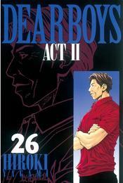 DEAR BOYS ACT II(26) 漫画