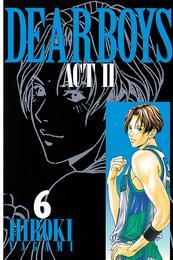 DEAR BOYS ACT II(6) 漫画
