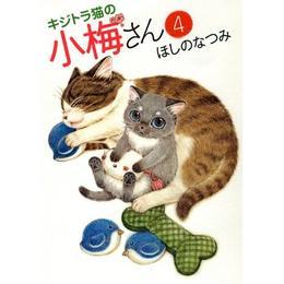 キジトラ猫の小梅さん(4) 漫画