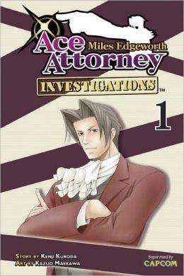 逆転検事 英語版 漫画
