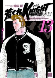 荒くれKNIGHT 黒い残響完結編 13 漫画
