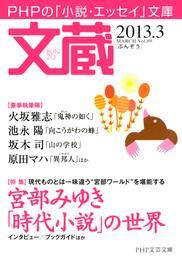 文蔵 2013.3 漫画