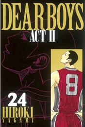 DEAR BOYS ACT II(24) 漫画