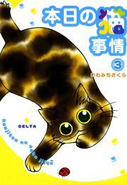 本日の猫事情 3巻 漫画