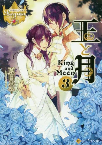 【ライトノベル】王と月 (全3冊) 漫画