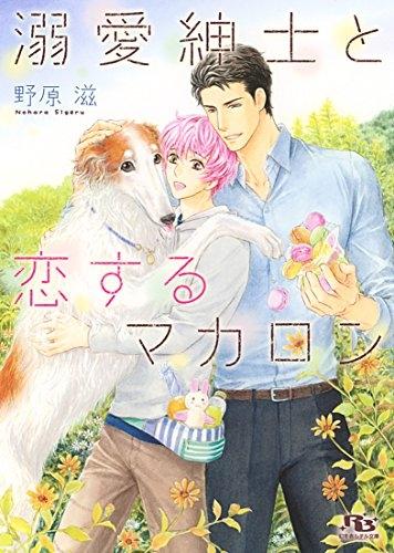 【ライトノベル】溺愛紳士と恋するマカロン 漫画