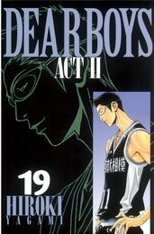 DEAR BOYS ACT II(19) 漫画