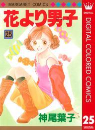 花より男子 カラー版 25 漫画
