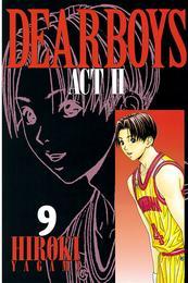 DEAR BOYS ACT II(9) 漫画