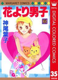 花より男子 カラー版 35 漫画