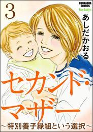 セカンド・マザー(分冊版)~特別養子縁組という選択~ 【第3話】 漫画