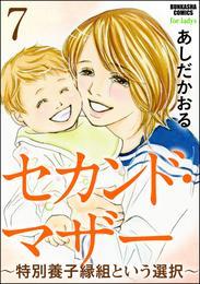 セカンド・マザー(分冊版)~特別養子縁組という選択~ 【第7話】 漫画