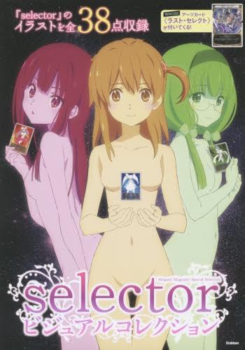 selectorビジュアルコレクション 漫画