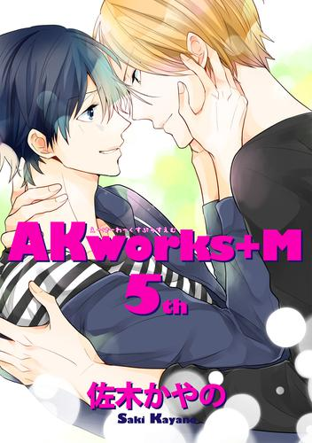AKworks+M5 漫画