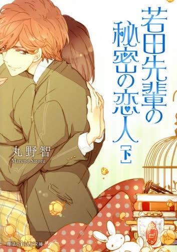 【ライトノベル】若田先輩の秘密の恋人 漫画
