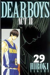 DEAR BOYS ACT II(29) 漫画