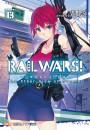 RAILWARS! ~日本國有鉄道公安隊~ 12 冊セット最新刊まで