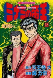 ミナミの帝王 23 漫画