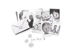 smiles3 井上雄彦オリジナルポストカード集