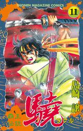 覇王伝説 驍(タケル)(11) 漫画