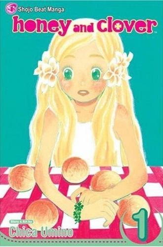 ハチミツとクローバー 英語版 漫画