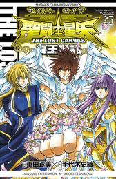 聖闘士星矢 THE LOST CANVAS 冥王神話 25 冊セット 全巻