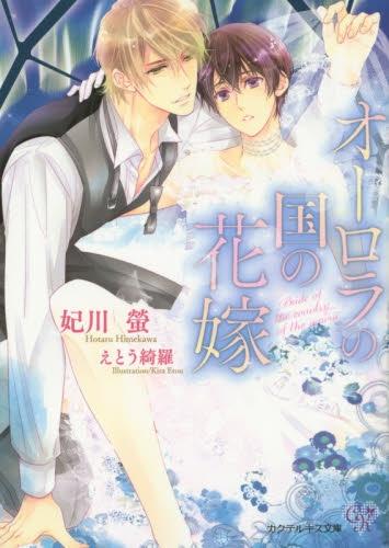【ライトノベル】オーロラの国の花嫁 漫画