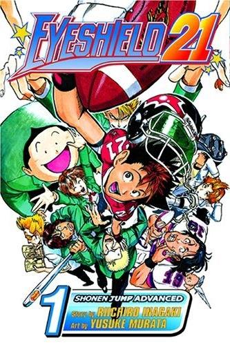アイシールド21 英語版 漫画