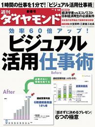 週刊ダイヤモンド 12年1月14日号 漫画