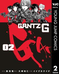 GANTZ:G 2 漫画