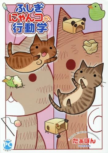 ふしぎにゃんコの行動学 漫画