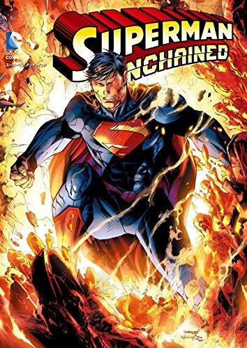 スーパーマン:アンチェインド 漫画