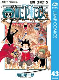 ONE PIECE モノクロ版 43 漫画