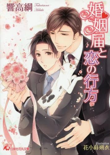 【ライトノベル】婚姻届と恋の行方 漫画