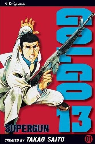 ゴルゴ13 英語版 漫画
