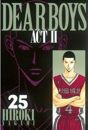 DEAR BOYS ACT II(25) 漫画