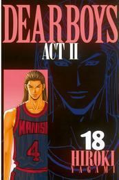 DEAR BOYS ACT II(18) 漫画